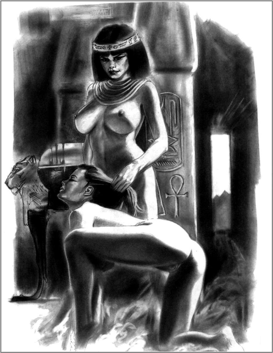 Эротика про древний египет 7 фотография