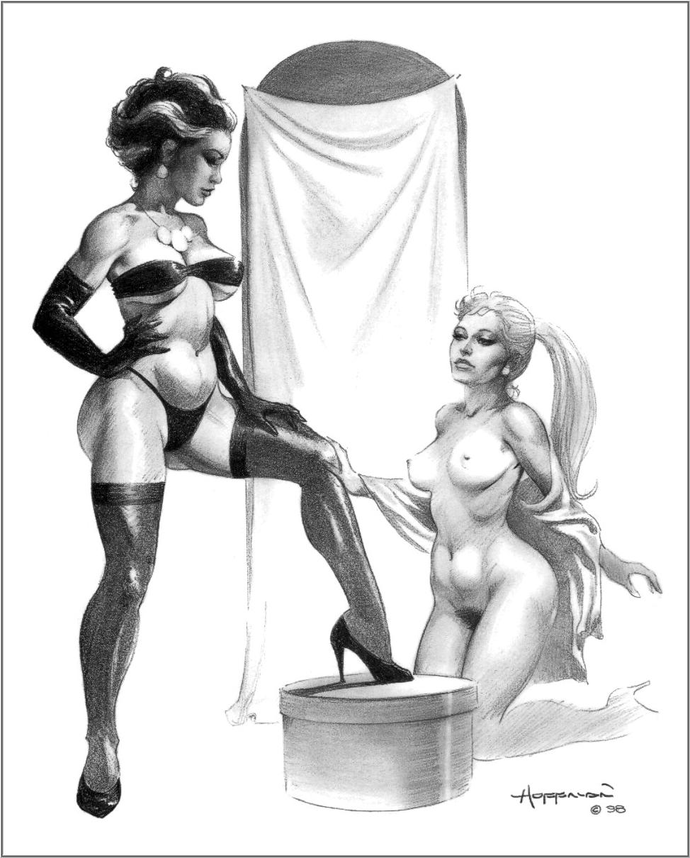 Эротическая казнь женщин 11 фотография