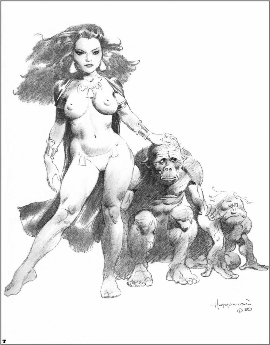Erotic fantasy art models erotic video